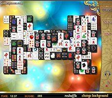 Black and White 2 Mahjong