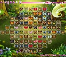 Butterfly Mahjong Connect