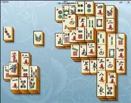 Cinese Mahjong Solitario