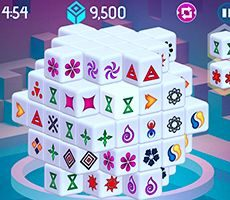 Mahjong 3d Senza Tempo