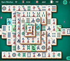 Mahjong 4