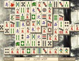 Mahjongg Solitaire Tiles